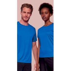 Sporty Polyester T-Shirt